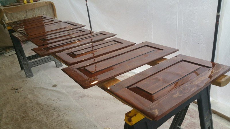 Cabinet Refinishing and Restoration in Los Angeles, CA